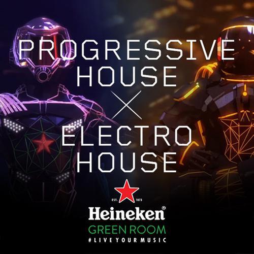 ฟังเพลงต่อเนื่อง Progressive House X Electro House by Heineken